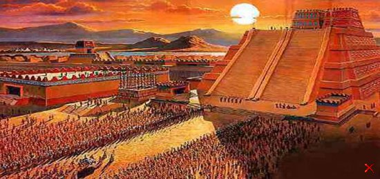 Куда исчез народ Майя?